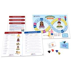 Language Arts Learning Centers Contractions, NP-221923