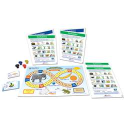 Language Arts Learning Centers Syllables, NP-221924