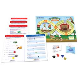 Language Arts Learning Centers Sentences, NP-221928