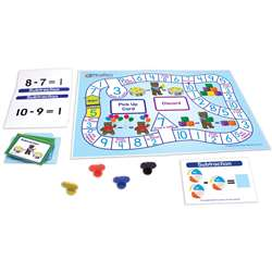 Math Readiness Games Subtraction Learning Center, NP-230025