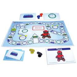 Math Readiness Games All About Time Learning Cente, NP-230026