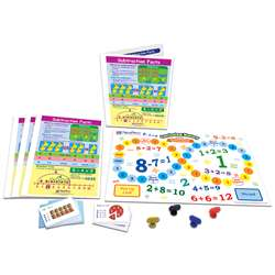 Math Learning Centers Subtraction Facts, NP-236915