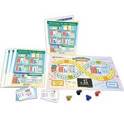 Subtracting 2 Digit Numbers Gr 1-2 Learning Center, NP-236921