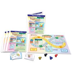 Math Learning Centers Data & Graphs, NP-236927