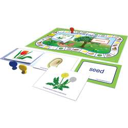 Learning Center Game All Abt Plants Science Readin, NP-240021