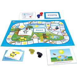 Learning Center Game Weather & Sky Science Readine, NP-240024