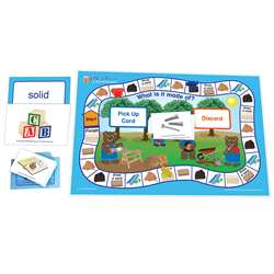 Learning Center Game Xploring Mattr Science Readin, NP-240025