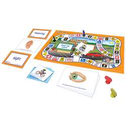 Learning Center Game All About Me Science Readines, NP-240027