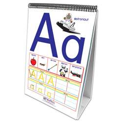 Shop Early Childhood Ela Alphabet Readiness Flipchart - Np-320021 By New Path Learning