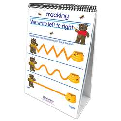 Shop Early Childhood Ela Writing Readiness Flipchart - Np-320024 By New Path Learning