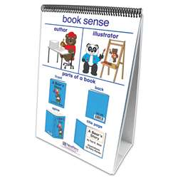 Shop Early Childhood Ela Reading Readiness Flipchart - Np-320025 By New Path Learning