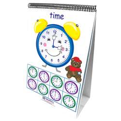 Time Sense 10 Double Sided Curriculum Mastery Flip Charts By New Path Learning