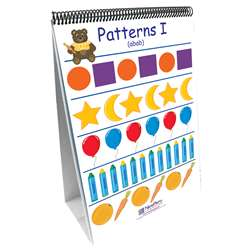 Patterns And Sorting 10 Double Sided Curriculum Mastery Flip Cht By New Path Learning