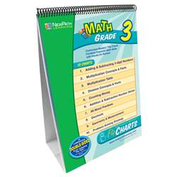 Math Flip Chart Set Gr 3 By New Path Learning
