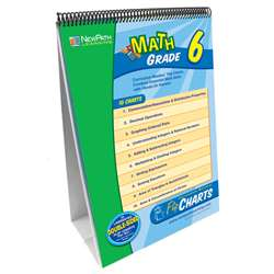 Math Flip Chart Set Gr 6 By New Path Learning