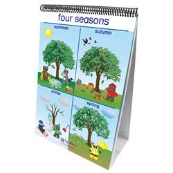 Flip Charts Weather & Sky Early Childhood Science Readiness By New Path Learning