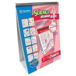 Human Body Science Flip Chart Set By New Path Learning