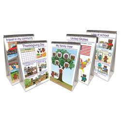Set Of All 5 Early Childhood Social Studies Readin, NP-350035