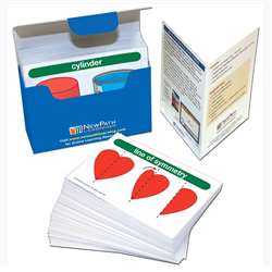 Math Vocab Flash Cards Gr 1-2, NP-431011