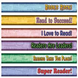 Arm Charms Reading Rewards By North Star Teacher Resource