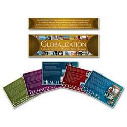 Globalization Bulletin Board Set By North Star Teacher Resource
