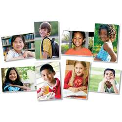All Kinds Of Kids Elementary Bulletin Board Set By North Star Teacher Resource