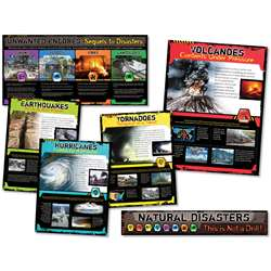 Natural Disasters Bulletin Board Set By North Star Teacher Resource