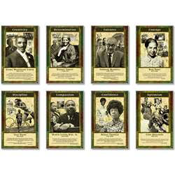 Leaders And Achievers Bulletin Board Set 8 Pcs 11 X 17 By North Star Teacher Resource