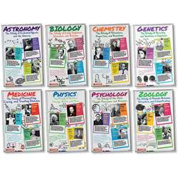 Scientists Bulletin Board Set, NST3071