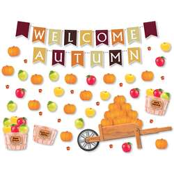 Welcome Autumn Bulletin Board Set, NST3500