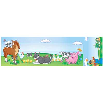 Seat And Cubby Signs Farm Animals By North Star Teacher Resource
