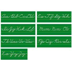 Alphabet Lines Traditional Cursive By North Star Teacher Resource