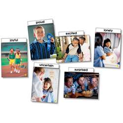 Emotions Language Cards By North Star Teacher Resource