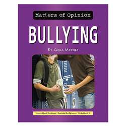 Matters Of Opinion Bullying, NW-9781603578578