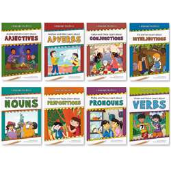 Language Builders Set Of 8 Books, NW-LBPB1001