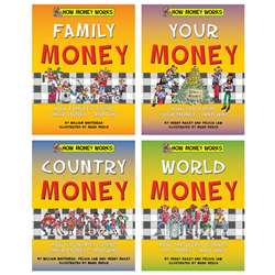 How Money Works 4 Bk Set, NW-MWPB01