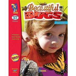 Beautiful Bugs Gr K-1 By On The Mark Press