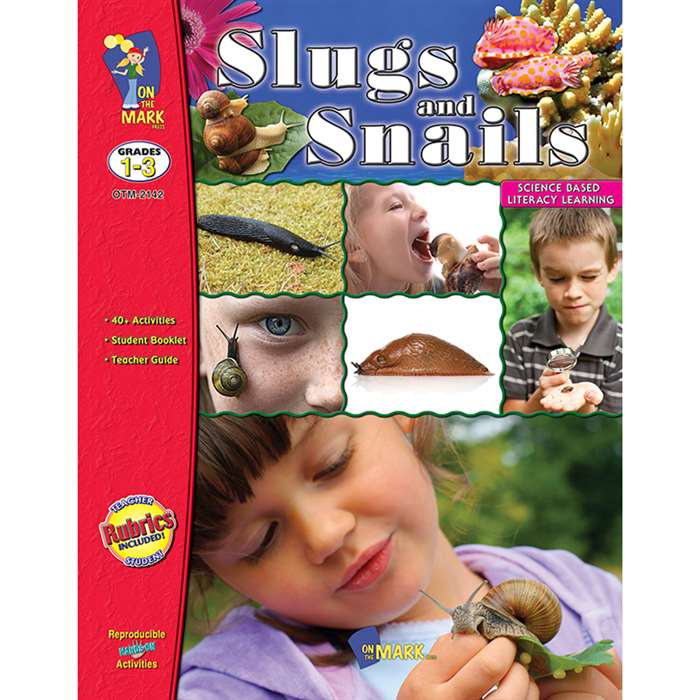 Slugs & Snails Gr 1-3, OTM2142