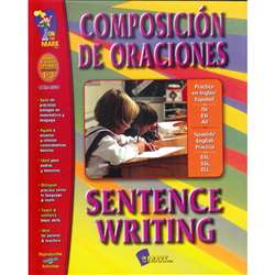 Composicion De Oraciones Sentence Writing By On The Mark Press