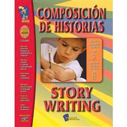 Composicion De Historias Story Writing By On The Mark Press