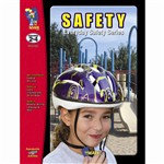 Safety Gr 2-4 By On The Mark Press