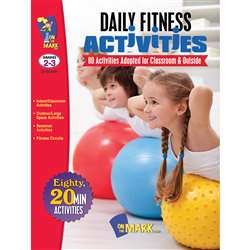 Daily Fitness Activities Gr 2-3, OTM409