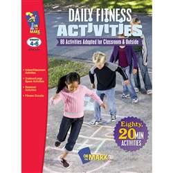 Daily Fitness Activities Gr 4-6, OTM410