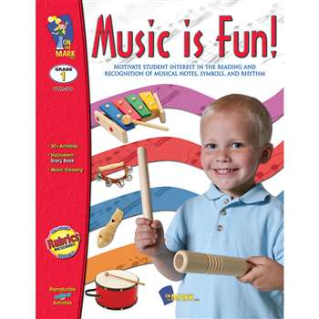 Music Is Fun Gr 1, OTM511