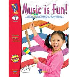 Music Is Fun Gr 3, OTM513