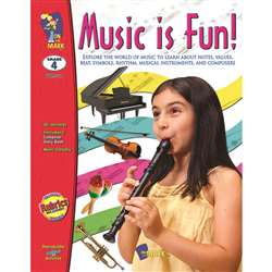 Music Is Fun Gr 4 By On The Mark Press
