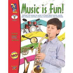 Music Is Fun Gr 6 By On The Mark Press