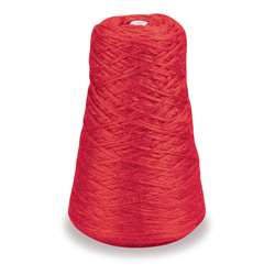 4 Ply Rug Yarn Refill Cone Red, PAC0002431