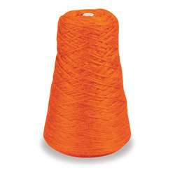 4 Ply Rug Yarn Refill Cone Orange, PAC0002501