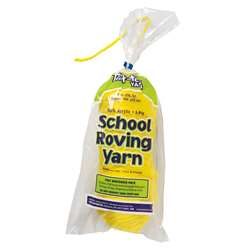 3 Ply School Roving Yarn Skein Ylw, PAC0007081